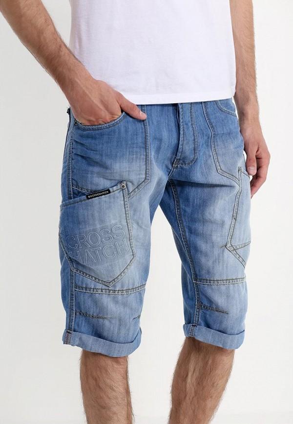 Мужские повседневные шорты Burton Menswear London 88D03GBLU: изображение 2