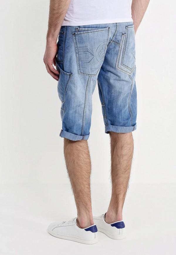 Мужские повседневные шорты Burton Menswear London 88D03GBLU: изображение 4