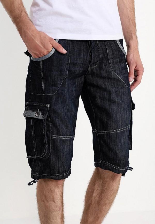 Мужские повседневные шорты Burton Menswear London 88D04GBLU: изображение 2