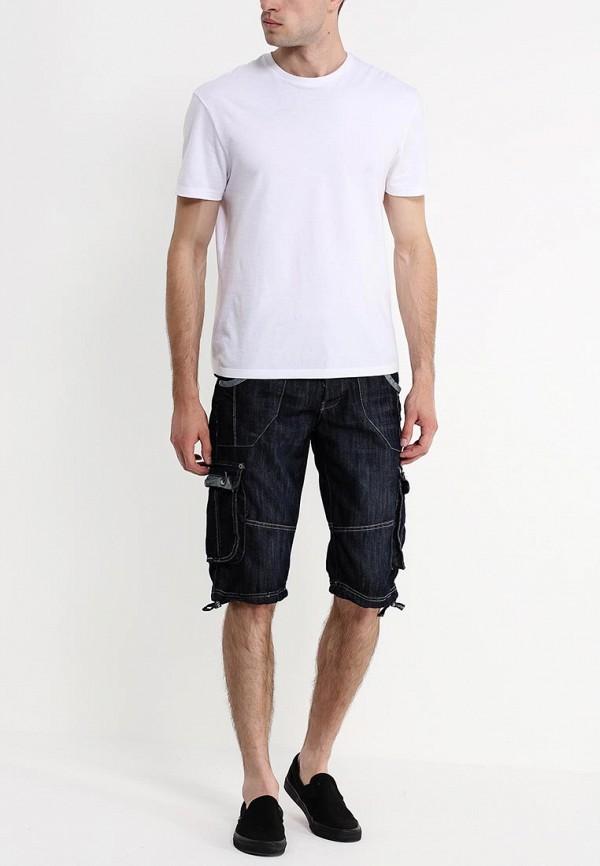 Мужские повседневные шорты Burton Menswear London 88D04GBLU: изображение 3
