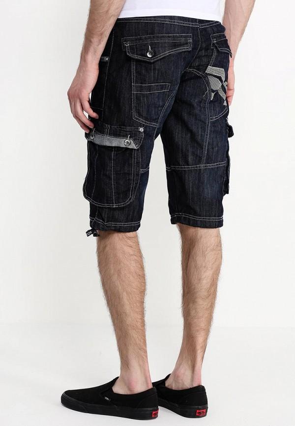 Мужские повседневные шорты Burton Menswear London 88D04GBLU: изображение 4