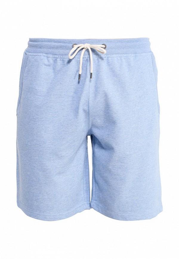Мужские спортивные шорты Burton Menswear London 88J03GBLU: изображение 1