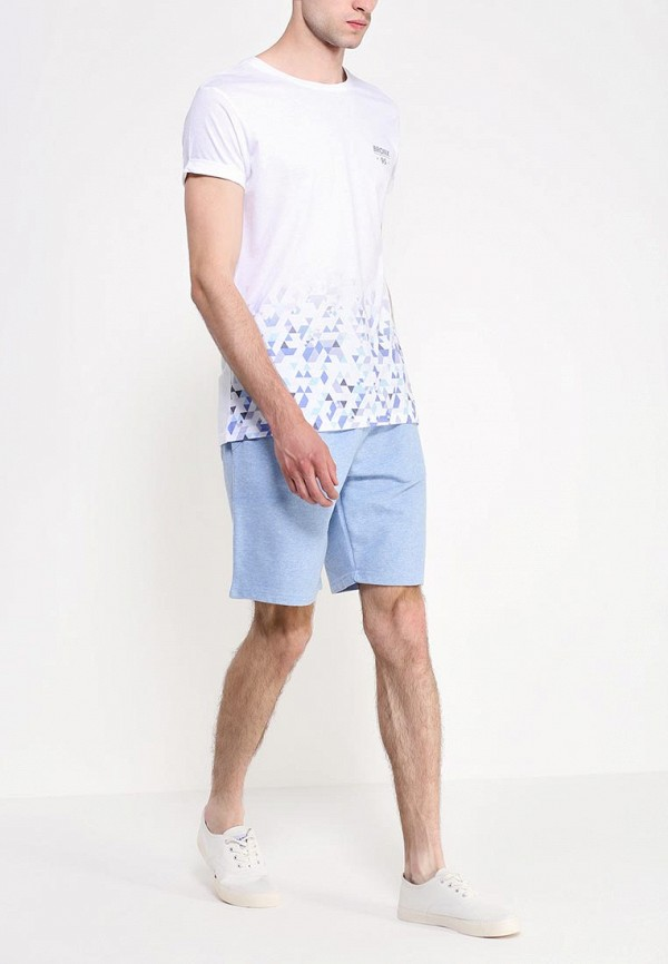 Мужские спортивные шорты Burton Menswear London 88J03GBLU: изображение 3
