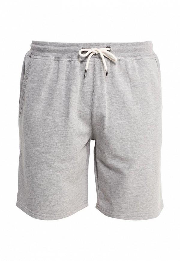 Мужские повседневные шорты Burton Menswear London 88J03GGRY: изображение 1