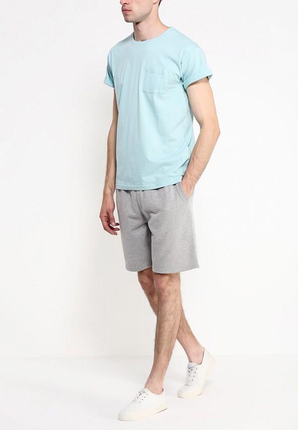 Мужские повседневные шорты Burton Menswear London 88J03GGRY: изображение 3
