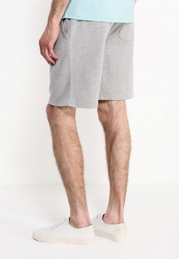 Мужские повседневные шорты Burton Menswear London 88J03GGRY: изображение 4