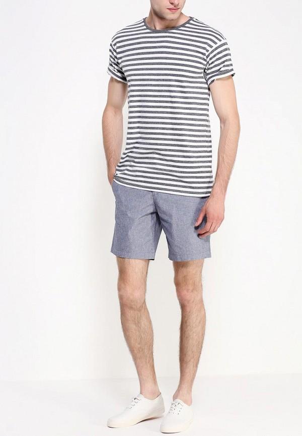 Мужские повседневные шорты Burton Menswear London 88S02GGRY: изображение 3