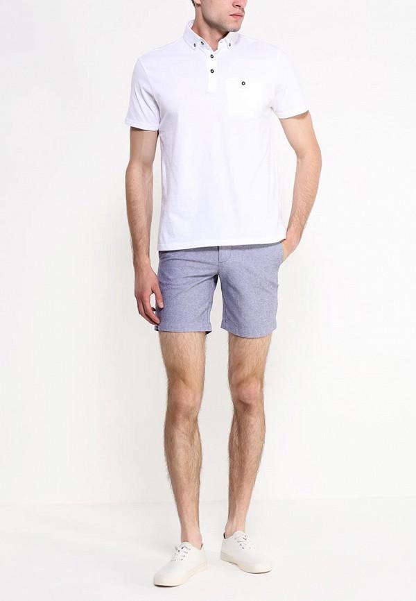 Мужские повседневные шорты Burton Menswear London 88S04GNVY: изображение 3
