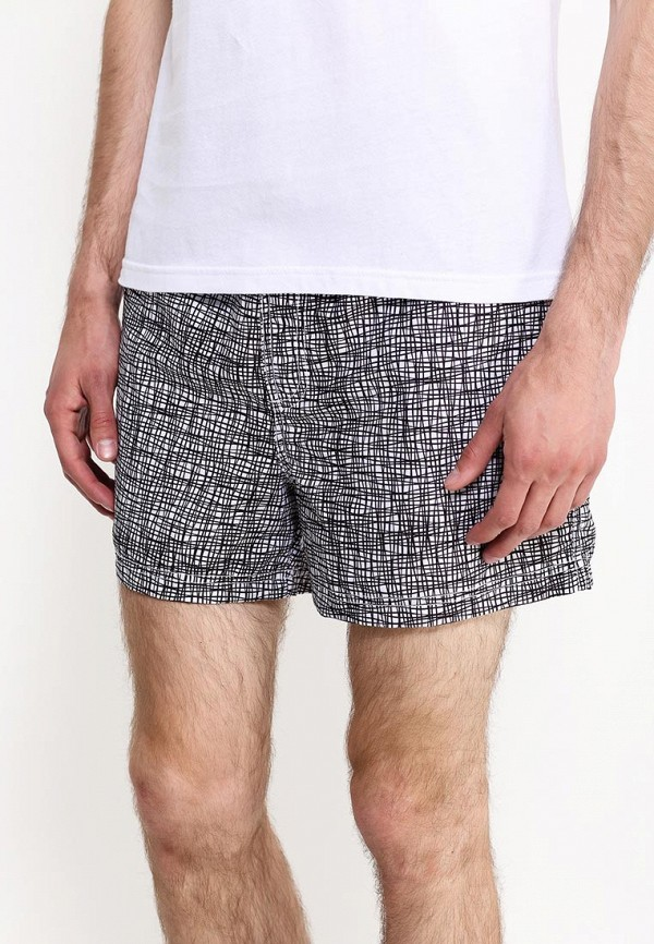 Мужские шорты для плавания Burton Menswear London 88W09GBLK: изображение 2