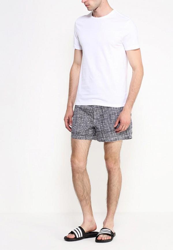 Мужские шорты для плавания Burton Menswear London 88W09GBLK: изображение 3