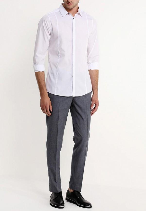 Мужские классические брюки Burton Menswear London 05S03GBLU: изображение 3