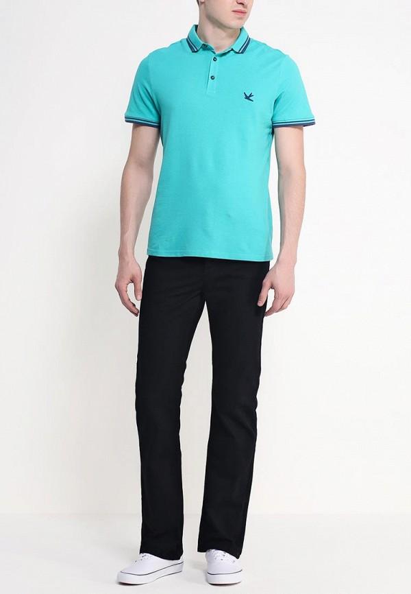 Мужские широкие и расклешенные джинсы Burton Menswear London 12B01HBLK: изображение 3