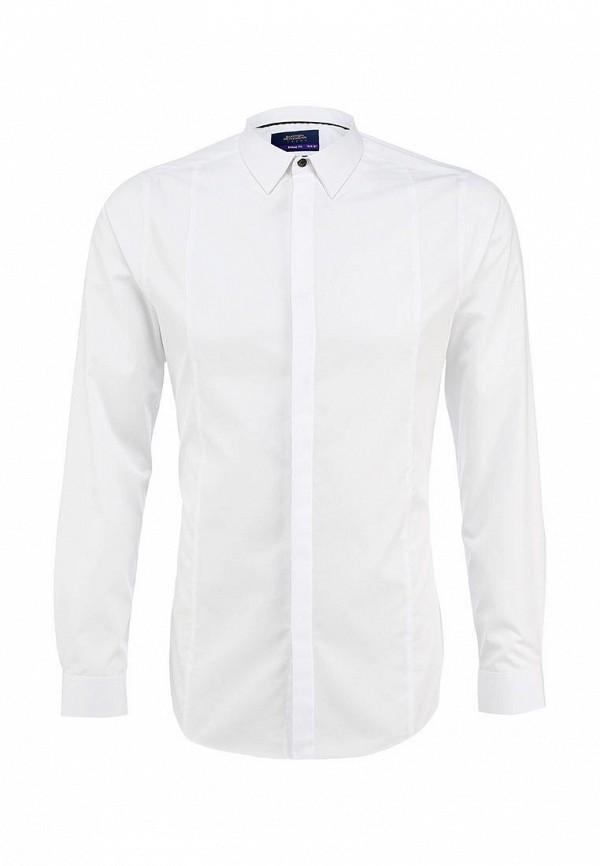 Рубашка с длинным рукавом Burton Menswear London 19F06GWHT: изображение 1