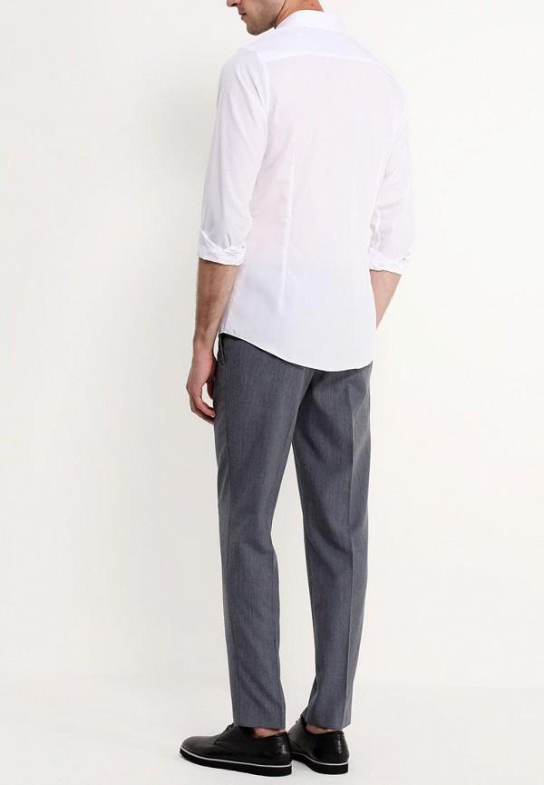 Рубашка с длинным рукавом Burton Menswear London 19F06GWHT: изображение 5