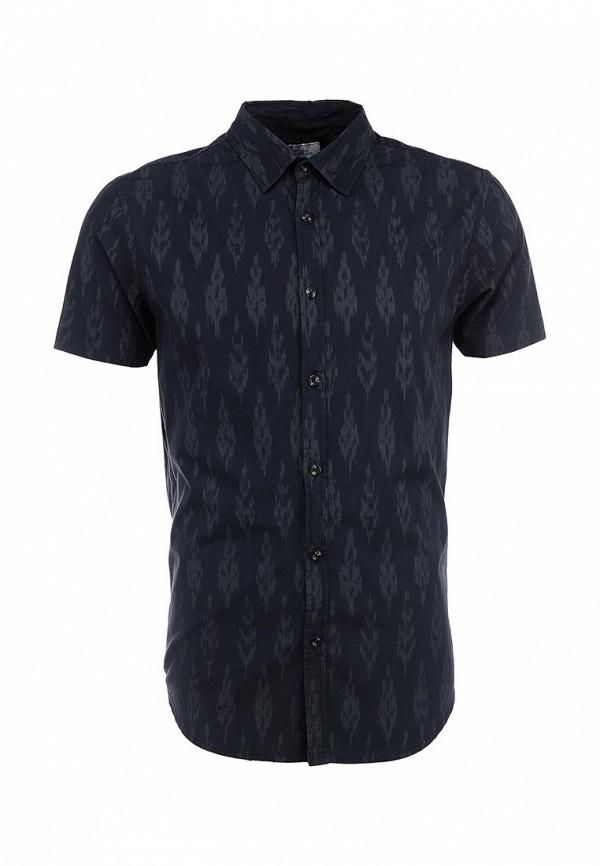 Рубашка с коротким рукавом Burton Menswear London 22C08GBLK: изображение 1