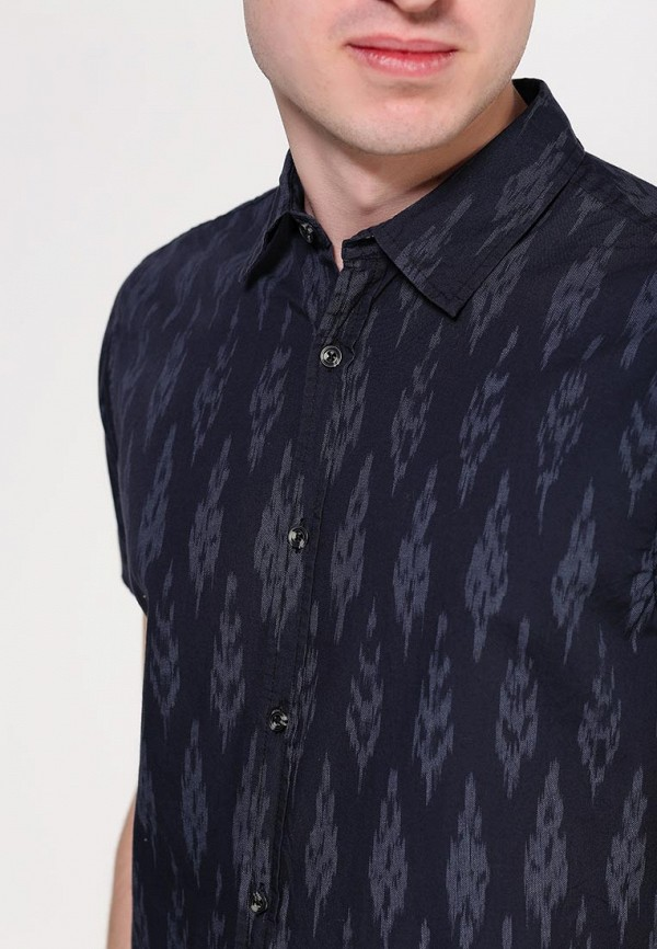 Рубашка с коротким рукавом Burton Menswear London 22C08GBLK: изображение 2