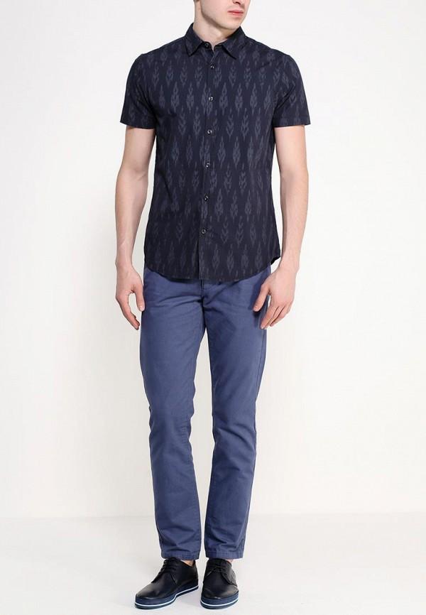 Рубашка с коротким рукавом Burton Menswear London 22C08GBLK: изображение 3