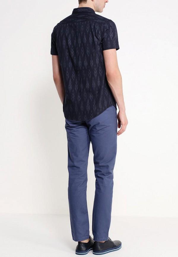 Рубашка с коротким рукавом Burton Menswear London 22C08GBLK: изображение 4