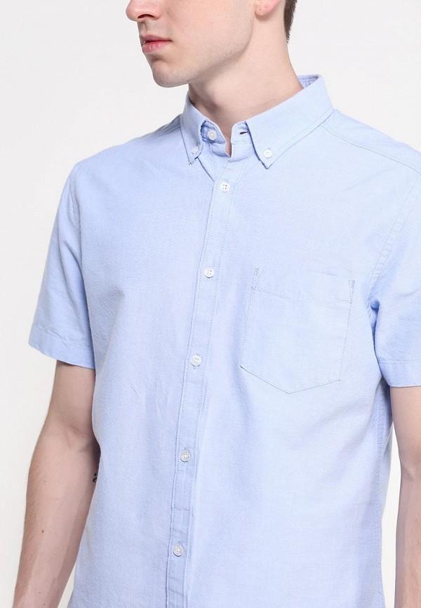 Рубашка с коротким рукавом Burton Menswear London 22D07GBLU: изображение 2