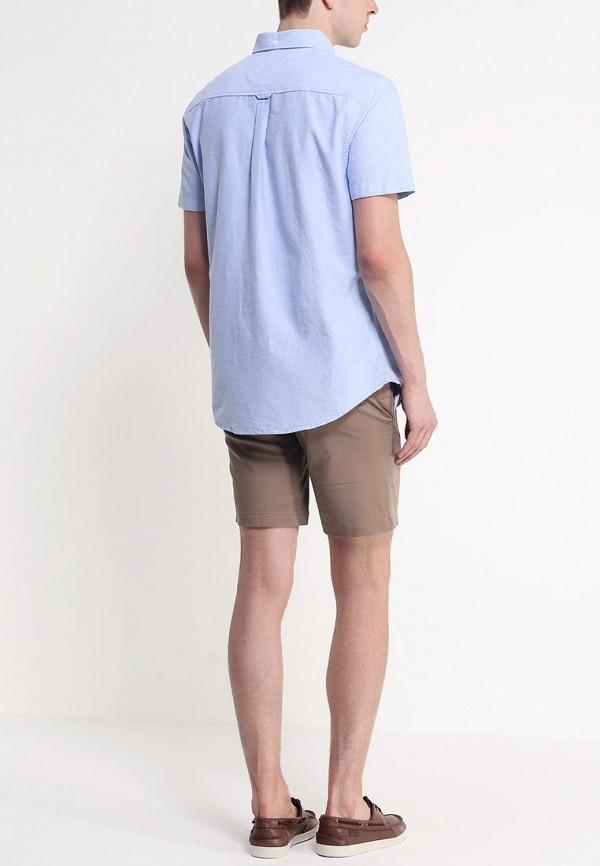 Рубашка с коротким рукавом Burton Menswear London 22D07GBLU: изображение 4