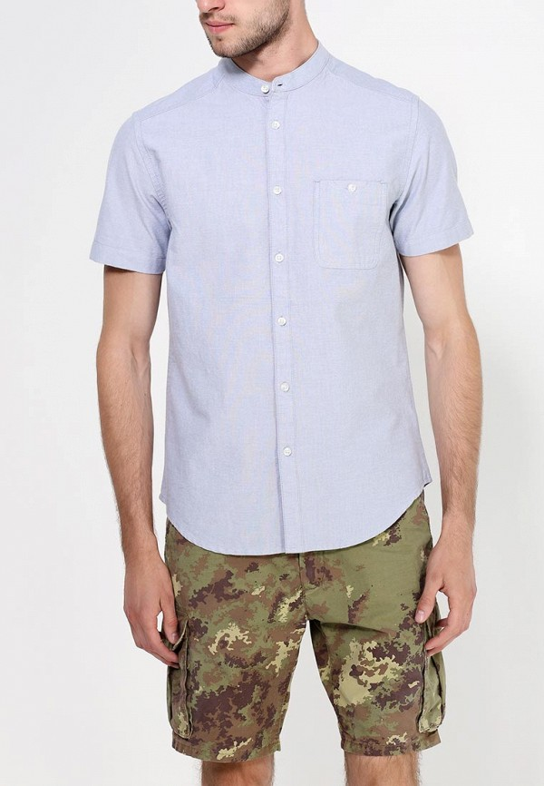 Рубашка с коротким рукавом Burton Menswear London 22D11GGRY: изображение 2
