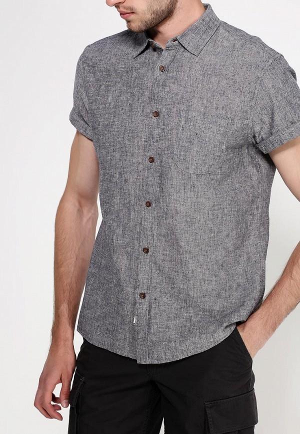 Рубашка с коротким рукавом Burton Menswear London 22D15GGRY: изображение 2