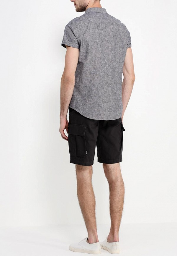 Рубашка с коротким рукавом Burton Menswear London 22D15GGRY: изображение 4