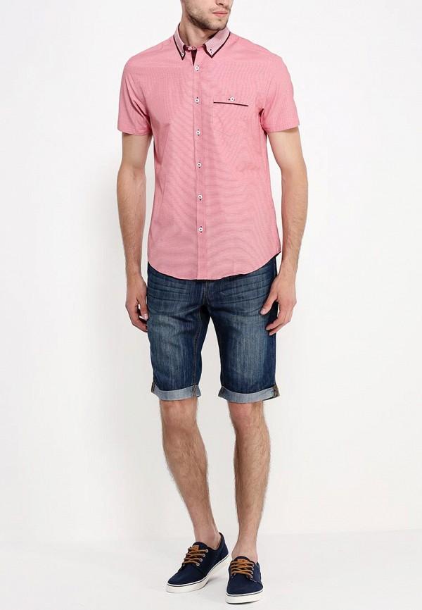 Рубашка с коротким рукавом Burton Menswear London 22D15GRED: изображение 3