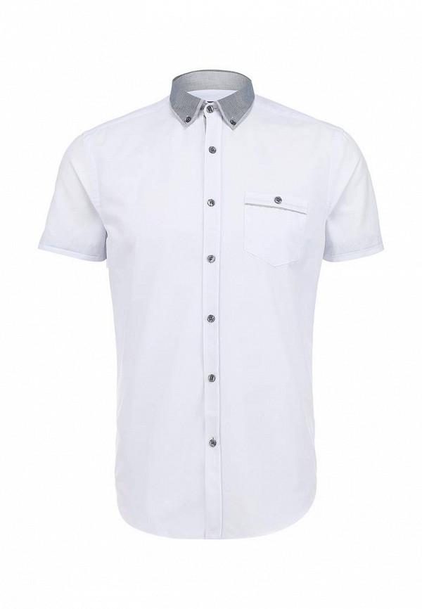Рубашка с коротким рукавом Burton Menswear London 22D15GWHT: изображение 1