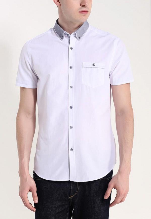 Рубашка с коротким рукавом Burton Menswear London 22D15GWHT: изображение 2