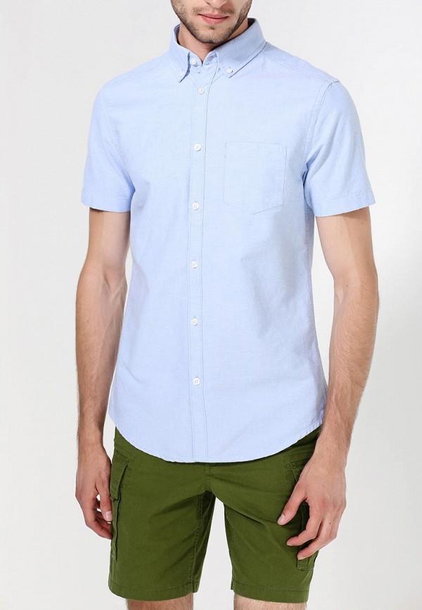 Рубашка с коротким рукавом Burton Menswear London 22D16GBLU: изображение 2
