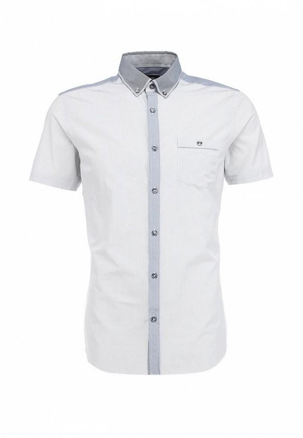 Рубашка с коротким рукавом Burton Menswear London 22D16GGRY: изображение 1