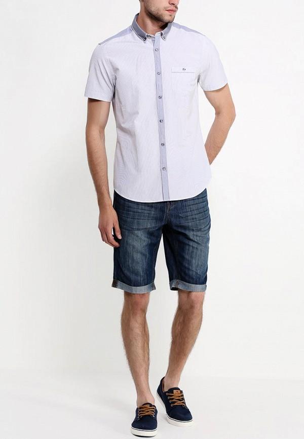 Рубашка с коротким рукавом Burton Menswear London 22D16GGRY: изображение 3