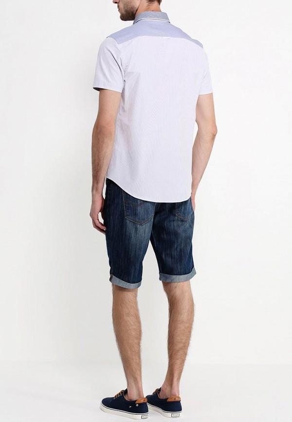 Рубашка с коротким рукавом Burton Menswear London 22D16GGRY: изображение 4