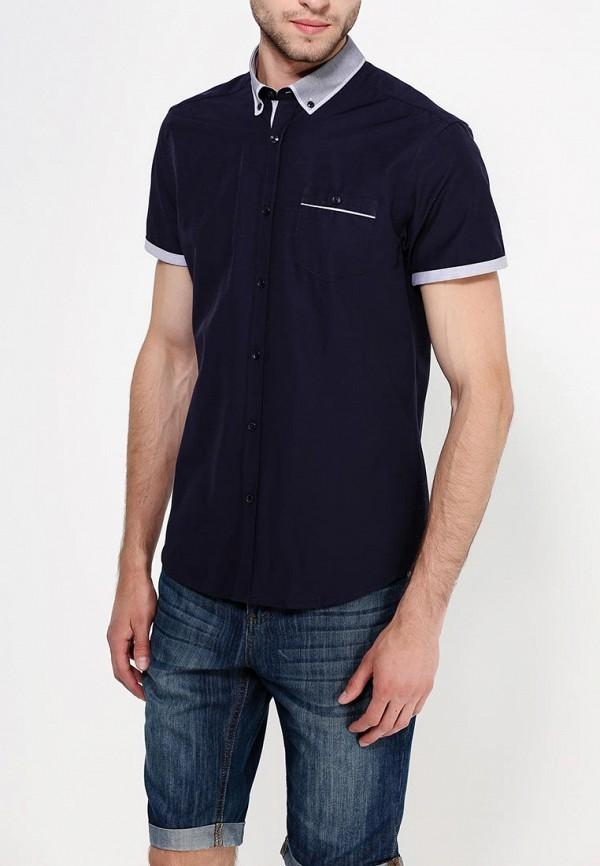 Рубашка с коротким рукавом Burton Menswear London 22D16GNVY: изображение 2