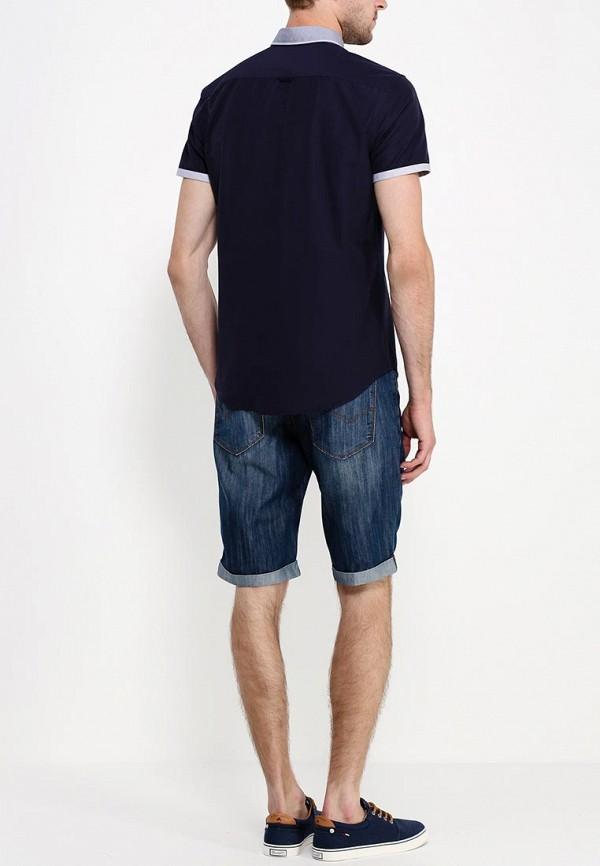 Рубашка с коротким рукавом Burton Menswear London 22D16GNVY: изображение 4