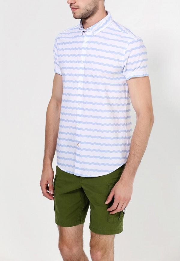 Рубашка с коротким рукавом Burton Menswear London 22P31GBLU: изображение 2
