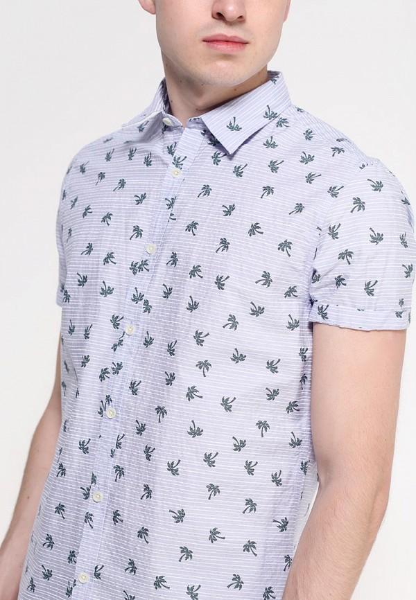Рубашка с коротким рукавом Burton Menswear London 22P38GBLU: изображение 2