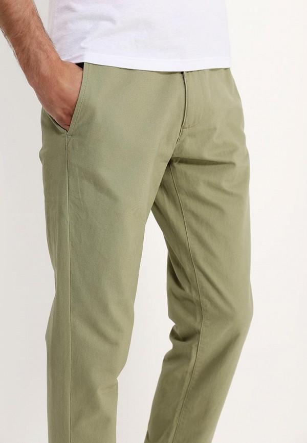 Мужские повседневные брюки Burton Menswear London 23C05GGRN: изображение 2