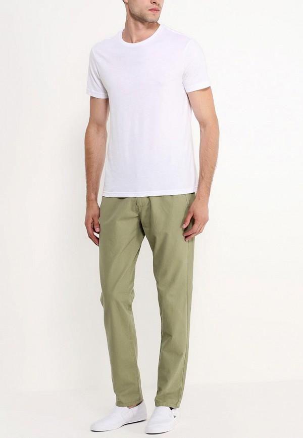 Мужские повседневные брюки Burton Menswear London 23C05GGRN: изображение 3