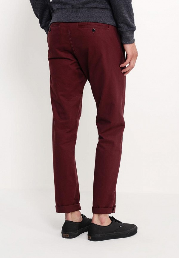 Мужские повседневные брюки Burton Menswear London 23C06GBLK: изображение 4