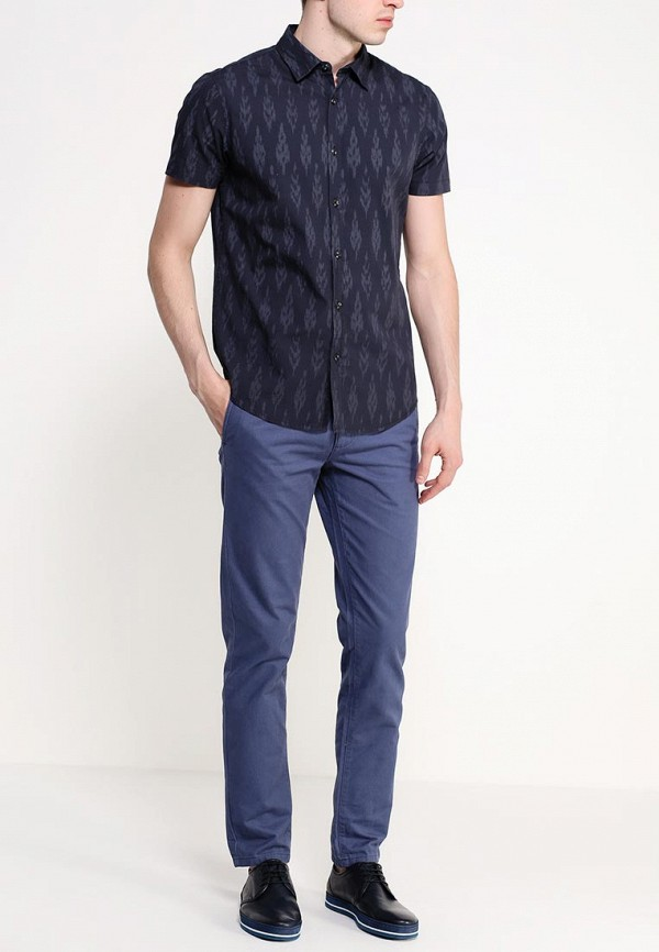 Мужские повседневные брюки Burton Menswear London 23C10GBLU: изображение 3