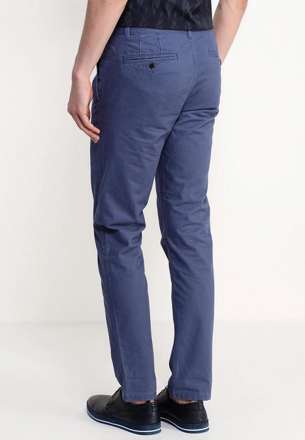 Мужские повседневные брюки Burton Menswear London 23C10GBLU: изображение 4