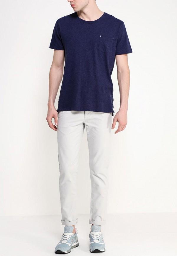 Мужские повседневные брюки Burton Menswear London 23C10GGRY: изображение 3
