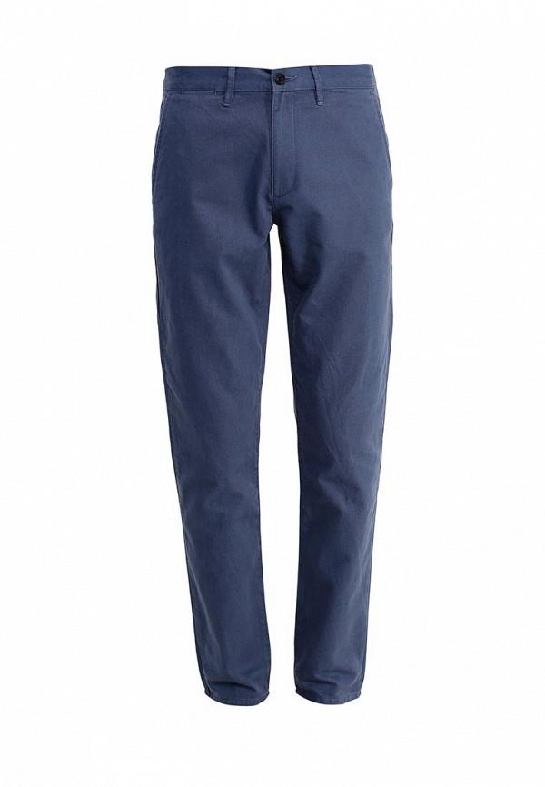 Мужские повседневные брюки Burton Menswear London 23C13GBLU: изображение 1
