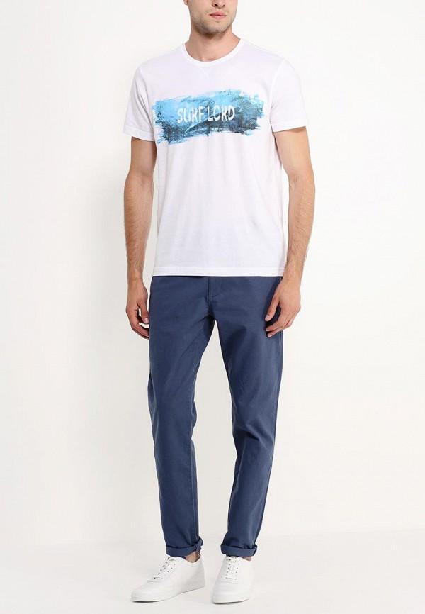 Мужские повседневные брюки Burton Menswear London 23C13GBLU: изображение 3