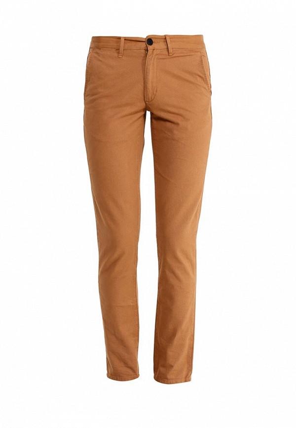 Мужские повседневные брюки Burton Menswear London 23C13GBRN: изображение 1