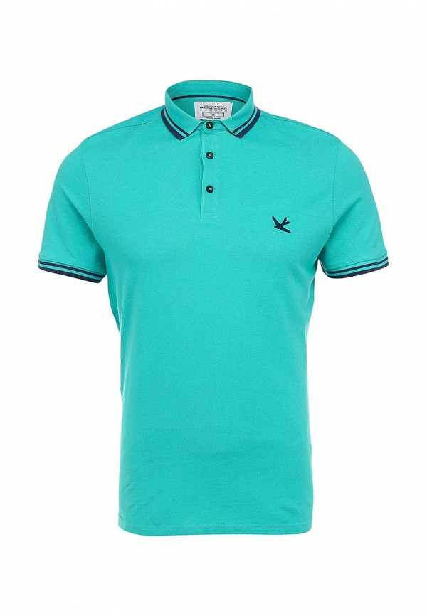 Мужские поло Burton Menswear London 45K07GGRN: изображение 1