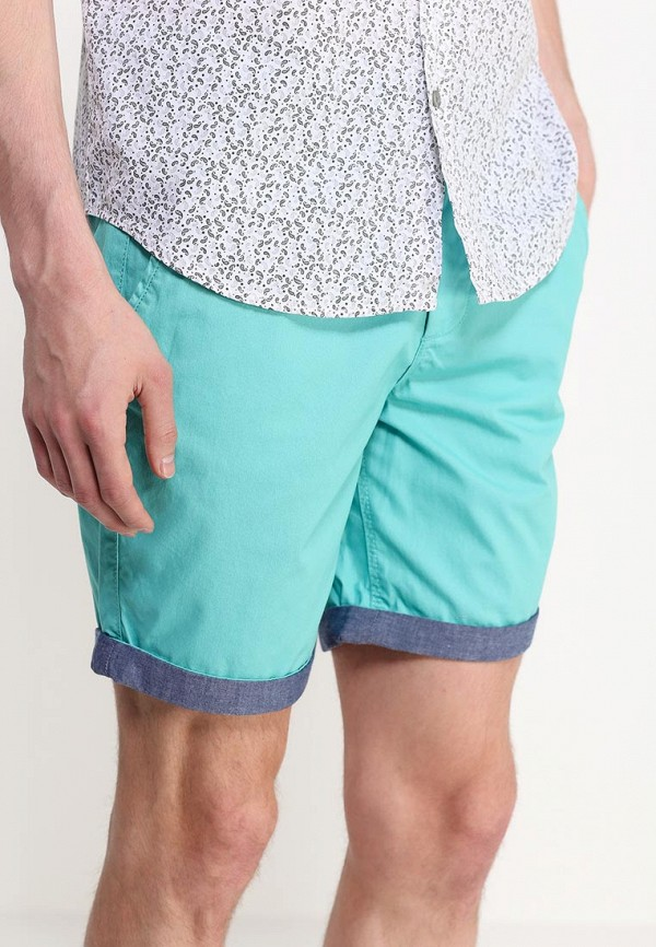 Мужские повседневные шорты Burton Menswear London 88C11GGRN: изображение 2