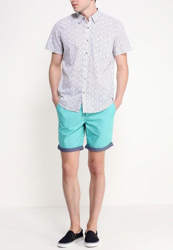 Мужские повседневные шорты Burton Menswear London 88C11GGRN: изображение 3